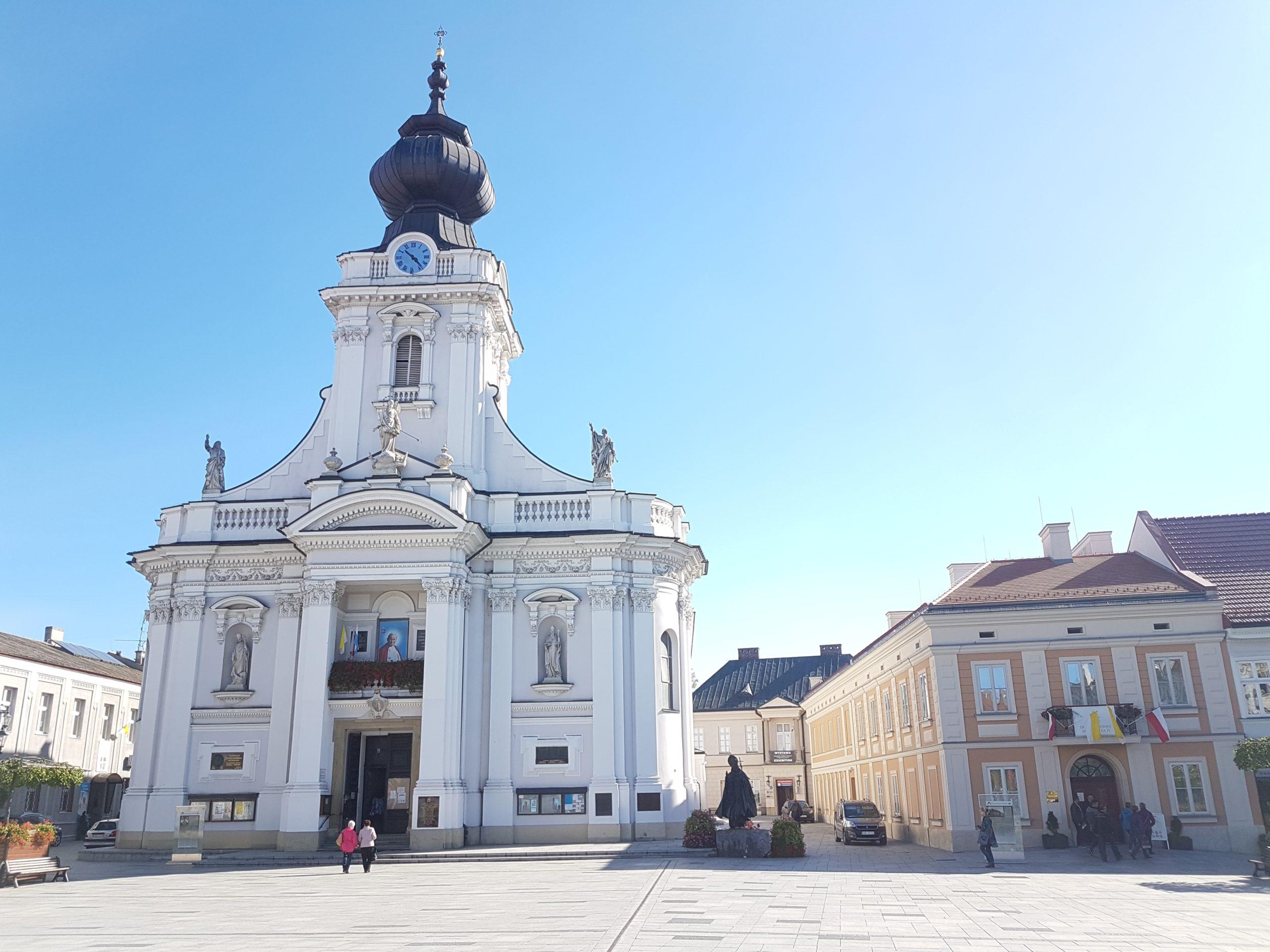 John Paul II birth place
